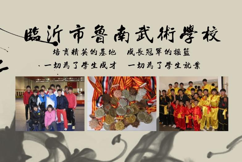 临沂鲁南武术学校